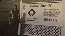 1995 | Chapel Hill Founded
