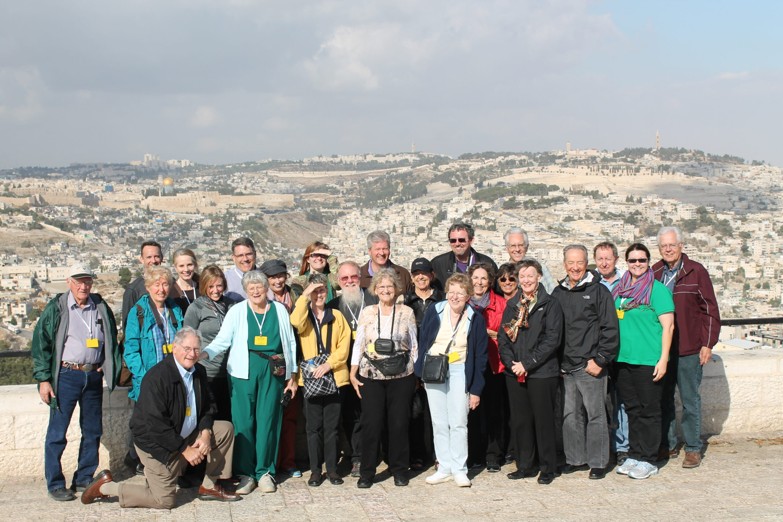 2007 | First Excursion To The Holy Land